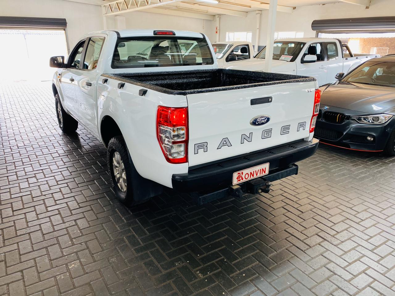 FORD RANGER 2.2 TDCi XL DOUBLE CAB
